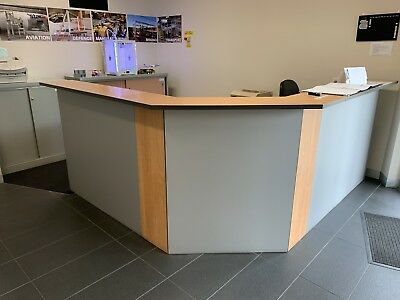 Reception Counter Desk Reception Desk Office desks Business Office Furniture