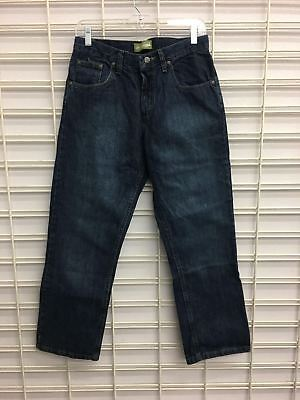 Boy's Lee Jeans Relaxed Sure2Fit Adjustable 16H Cotton