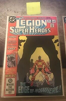 Legion of Super-Heroes #298!  First Amethyst!