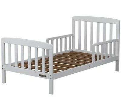 Childcare Cosi DL Toddler Bed - White USED (dismantled)