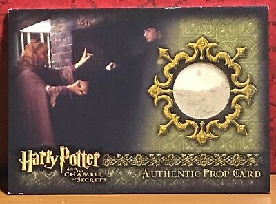 Harry Potter Chamber of Secrets P1 #141 Floo Powder Artbox COS
