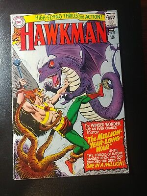 Hawkman #12 🐼  White Pages 1966