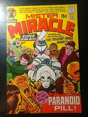 Mister Miracle #3🐲 1971 Movie(S) Soon