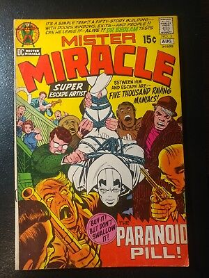 Mister Miracle #3🐲 1971 Movie(S) Soon J