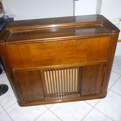PHILIP CONCERTO RADIOGRAM 1955 only 1 owner