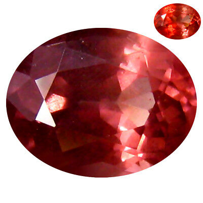 1.58 ct RARE NATURAL FROM EARTH MINED COLOR CHANGE MALAYA GARNET