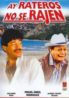 Ay Rateros No Se Rajen - DVD Region 1