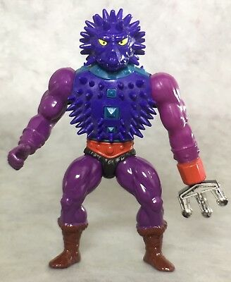 HE-MAN Masters of the Universe Spikor action figure complete MOTU vintage