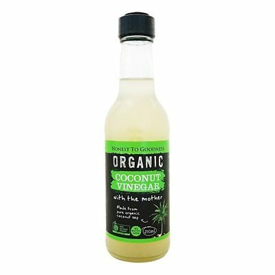 Honest To Goodness Organic Coconut Vinegar 250ml