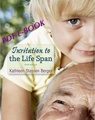 Invitation to The Life Span By Kathleen Stassen Berger 3rd Edition E- Book- PDF