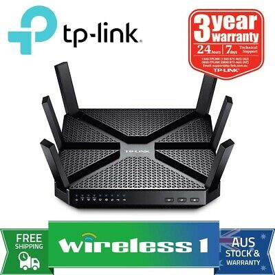 TP-Link Archer C3200  AC3200 Wireless Tri-Band Gigabit Router Archer C3200