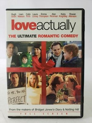 Love Actually Full Screen Edition DVD