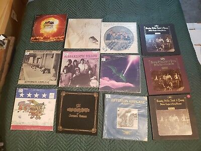 "Lot of 12 12"" Vinyl Records Various artists Great lots! Oldies vintage rare rock"