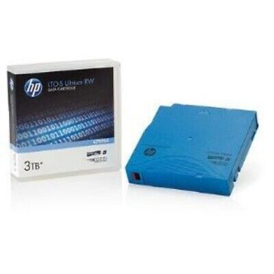 NEW HPE C7975A HP LTO5 ULTRIUM 1.5TB/3TB RW DATA CART.b.