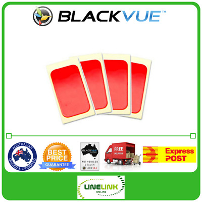 Blackvue DR-3M Sticky Adhesive Pads (Pack Of 4) For Blackvue Dash Cameras