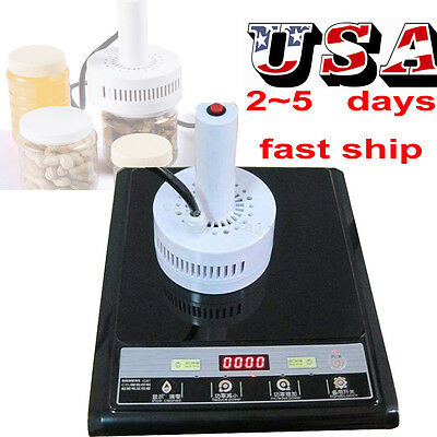 Handheld Induction Sealer Bottle Cap Sealing Machine 1200W Max. 20-100mm Durable