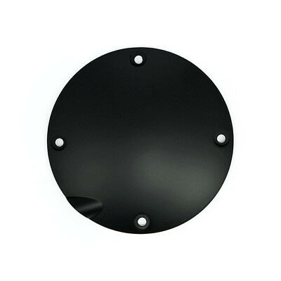 Clutch Cover Derby Cover Domed Matte Black for Harley-Davidson Sportster 94-03