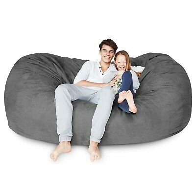 Remarkable Bean Bag Filling Big Joe Refill Chair Seat Lounge Sack 100 Theyellowbook Wood Chair Design Ideas Theyellowbookinfo