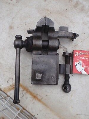 a Bench vice  tool