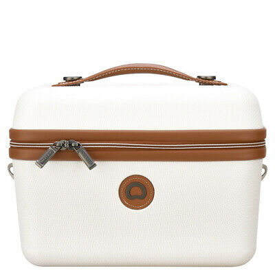 NEW Delsey Chatelet Air Tote Beauty Case Angora