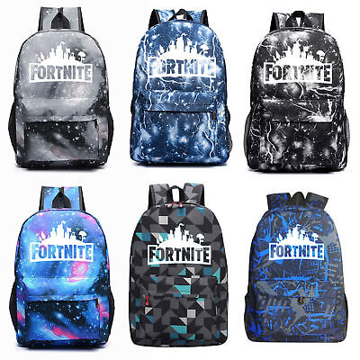 Fortnite Battle Royale Rucksack Boys Girls Gift Galaxy School Bag 20L UK  XMAS 66 da74fab98c3c4