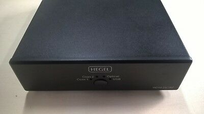 DAC Hegel HD10 24/192 Digital Converter convertitore digitale analogico