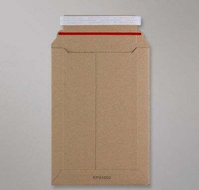 STRONG Rigid Envelopes All Sizes LARGE LETTER- SAVE MONEY ON POSTAGE AND LABOUR