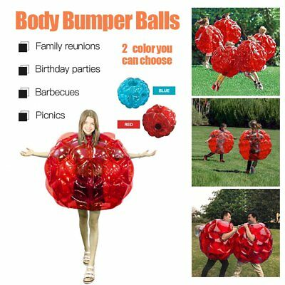 Inflatable Bubble Environmentally Friendly PVC Funny Body Zorb Ball For Kids VC