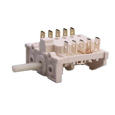 Fits Caple 5 Position Main Oven Selector Switch 050032