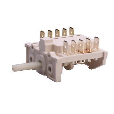 Fits Delonghi Elba 5 Position Main Oven Selector Switch 050032