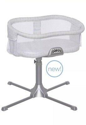 HALO Bassinest Swivel Sleeper Premiere Series Bassinet (3 Months Used, As A New)