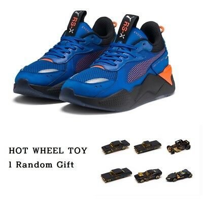 PUMA RS X TOY Hotwheels 16 Shoes Sneakers Authentic 370405