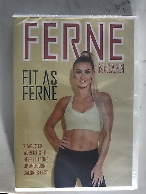 Fit As Ferne DVD Brand New Sealed