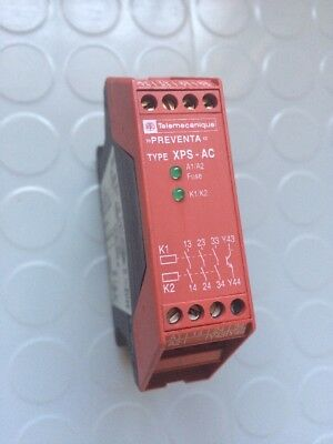 Schneider Electric Mod.xpsac5121 Preventa Safety Relay
