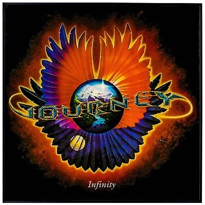 Journey - Infinity 1978 Album Cover Canvas Wall Art Poster Print Rock Music Cd