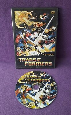 Dvd Pictures Of The Transformers The Movie The Dvd Movies Storm