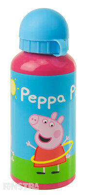 Peppa Pig Drink Bottle | Peppa Pig Water Bottle | Peppa Pig Canteen Kids Girls