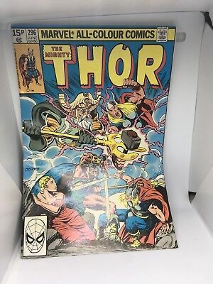Thor Issue 296