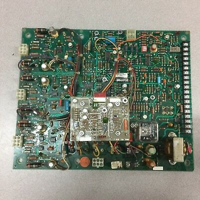 Used Westinghouse Soft Starter Control Board Vectrol 9032-236