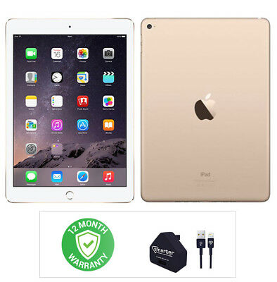 Apple iPad Air 2nd Gen - 16GB - Gold - WiFi