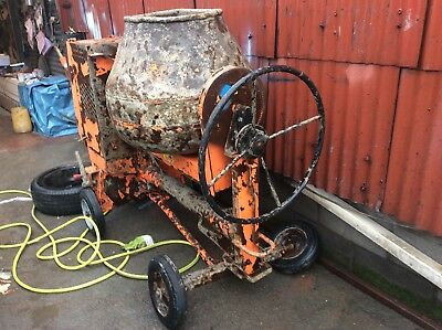 belle cement mixer spares or repair was working perfect till engine was stolen