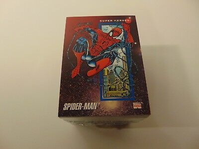 1992 Marvel Universe Series 3 Trading Cards Complete 200 Card Core Set