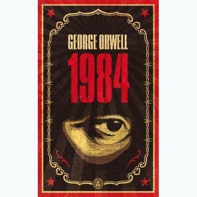 Nineteen Eighty-four  ( 1984 ) by George Orwell   -  9780141036144