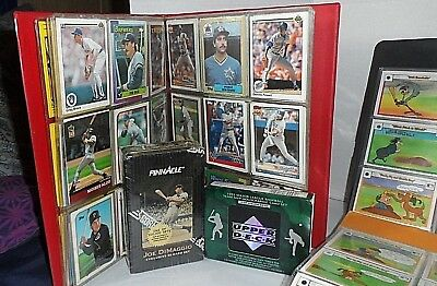 Baseball Cards Huge Mixed Lot Great Gift for Kids Items Added