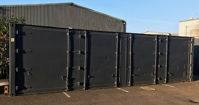 30ft Long x 8ft Wide x 8ft High Shipping Storage Container Possible Side Opening