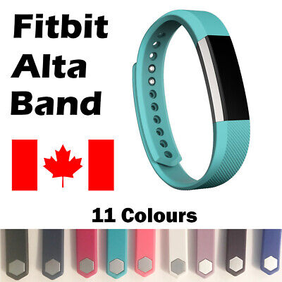 For Fitbit Alta | Ace Band Replacement Wristband Watch Strap Bracelet S-L
