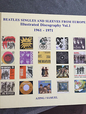 The Beatles – Beatles Singles And Sleeves From Europe Limitiert 1500 Stück