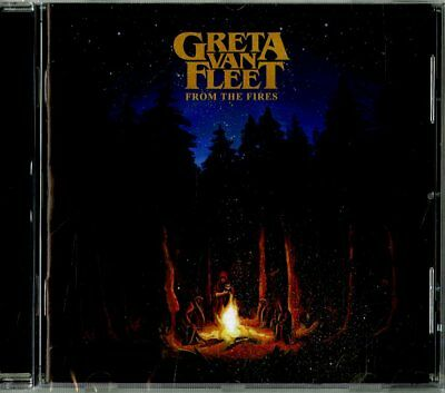 cd Greta Van Fleet - From The Fires