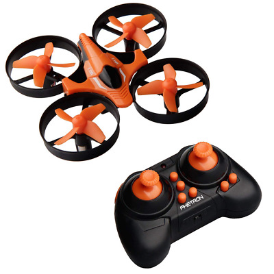 Mini RC Quadcopter Drone 2.4Ghz 4 Channels 6-Axis Gyro  Anti-Crush UFO led light