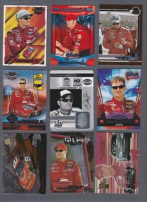 Dale Earnhardt Jr 28 Card Regular & Insert Lot